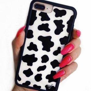 Wildflower Moo Moo iPhone 6/7/8 case